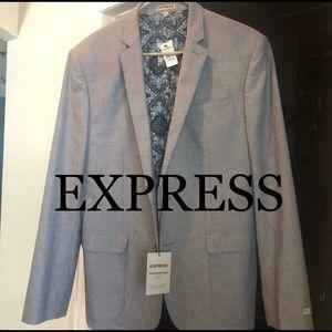 Express Men's Blazer - 44R